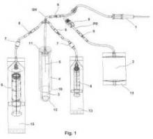 AN APPARATUS FOR THE SAMPLING AND PREPARATION OF BIOMEDICAL SAMPLE IN A CLOSED STERILE ENVIROMENT