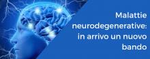 Bando malattie neurodegenerative
