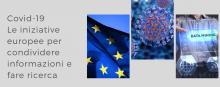 Covid-19: le iniziative europee per condividere informazioni e fare ricerca